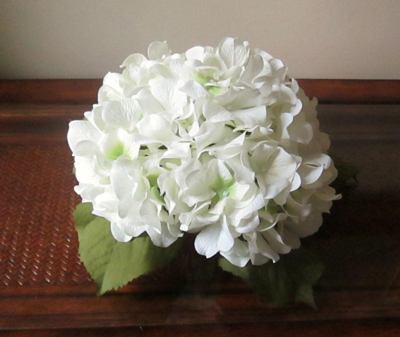 Hydrangea Centerpieces Wedding Decorations Table Etsy
