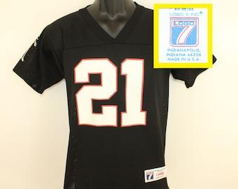 buy online b1f30 4c5a5 Deion sanders jersey | Etsy