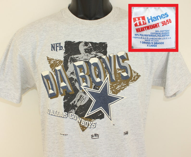 Dallas Cowboys Da Boys vintage youth t-shirt kids  XL  4cdf580e3