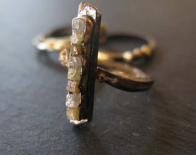 Woodland Engagement Ring Size 5 1/2