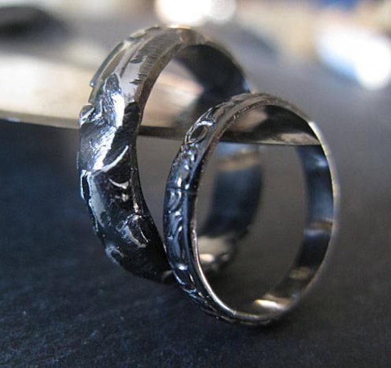 Viking Wedding Ring Sets