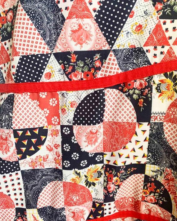 1970s Patchwork Print Set - image 4