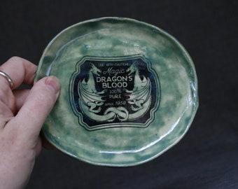 Dragons Blood Magic Dish
