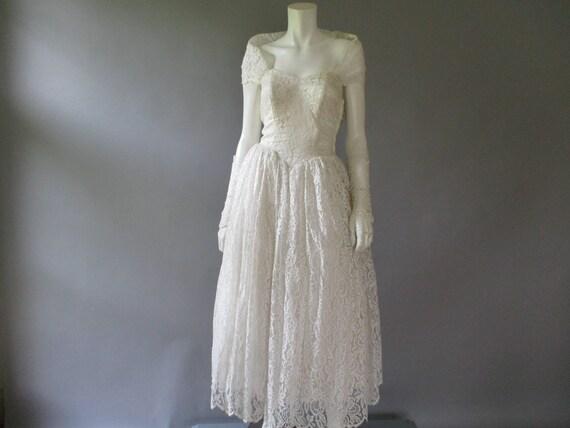 Vintage Ballet Length Cocktail Dresses