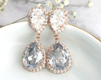 Swarovski Crystal Bridal Jewelry Boutique by iloniti on Etsy