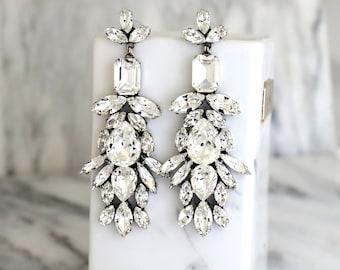 6ecdabd0bdba8 Swarovski Crystal Bridal Jewelry Boutique by iloniti on Etsy