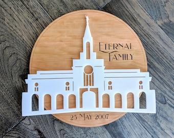 Eternal Family Vinyl Decal-Style 04