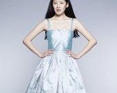Dress For Women, Wedding Guest Dress, Romantic Dress, Sweet 16 Dress, Japanese Clothing, Silver Dress, Formal Dress, Dance Dress, New Year