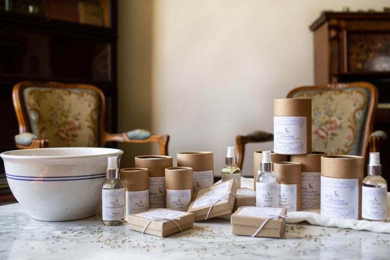 French Collection Home Scents - Hicks Chandlery. #candles #handmade #frenchcountry #homedecor