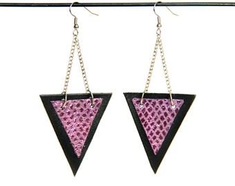 Trianthem Earrings