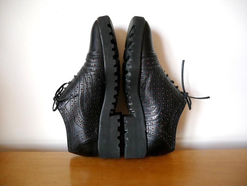 vintage ombeline funky chaussures oxford avec avec avec semelle vibram e304f8