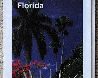 AAA Florida Road Map   American Automobile Association