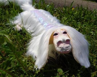 Falkor The Luck Dragon Fantasy Art Doll FULLY POSEABLE | Artist Doll | Posable Fantasy Doll | Ooak Art Doll | Ooak Plush