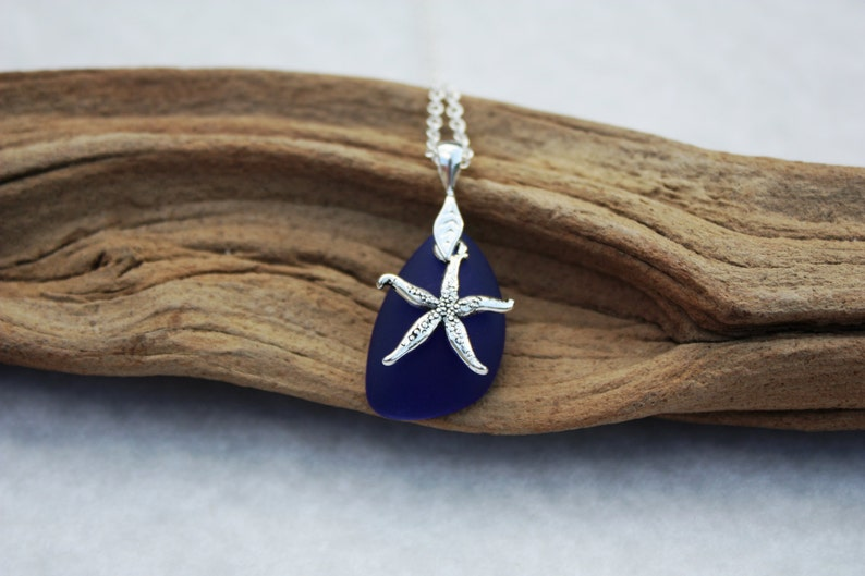 Hawaii Bridesmaid Jewelry Seaglass Necklace Seaglass Jewelry Bridal Jewelry Blue Sea Glass Jewelry Sea Glass Necklace Wedding Jewelry