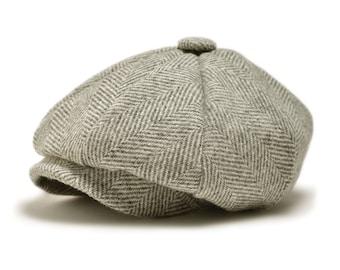 6caef17edcef1 Baby Boy Newsboy Hat Accessory Baby Boy Hat Infant Newsboy Hat Ring Bearer  Baptism Wedding Formal Baby