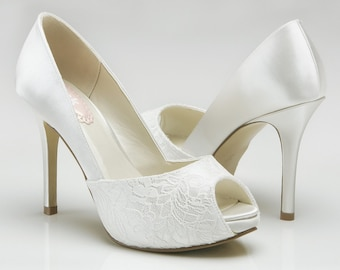 33931c3b8ce Women s Wedding Shoes  FREE Custom Color Service  Brides Maid of Honor