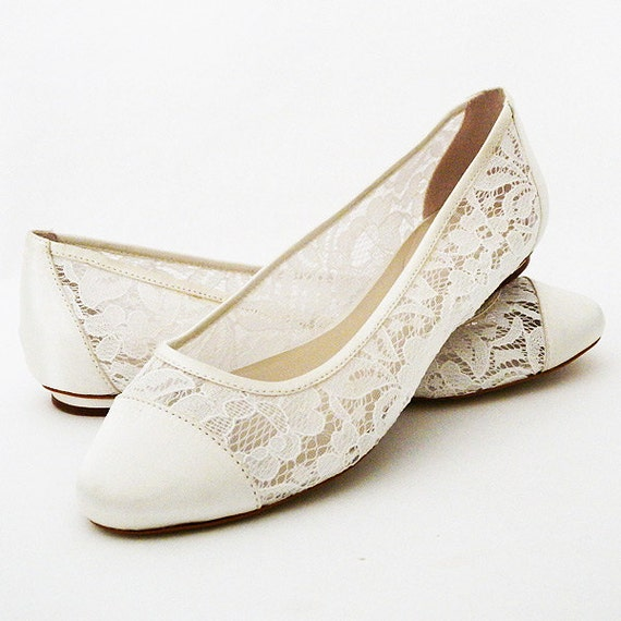 Wedding Shoes Shoes Flat Lace Shoes Womens Wedding Shoes