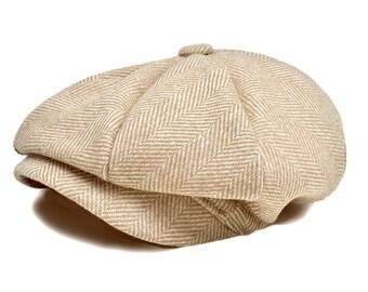 Baby Boy Newsboy Hat Accessory Baby Boy Hat Infant Newsboy Hat Ring Bearer Baptism Hat Wedding Baby Hat Newsboy Baby Hat Newborn Newsboy Hat