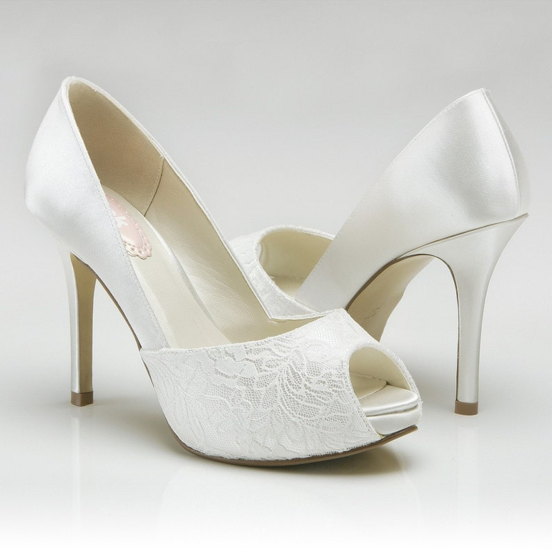 09967968f91 Women s Wedding Shoes  FREE Custom Color Service  Brides