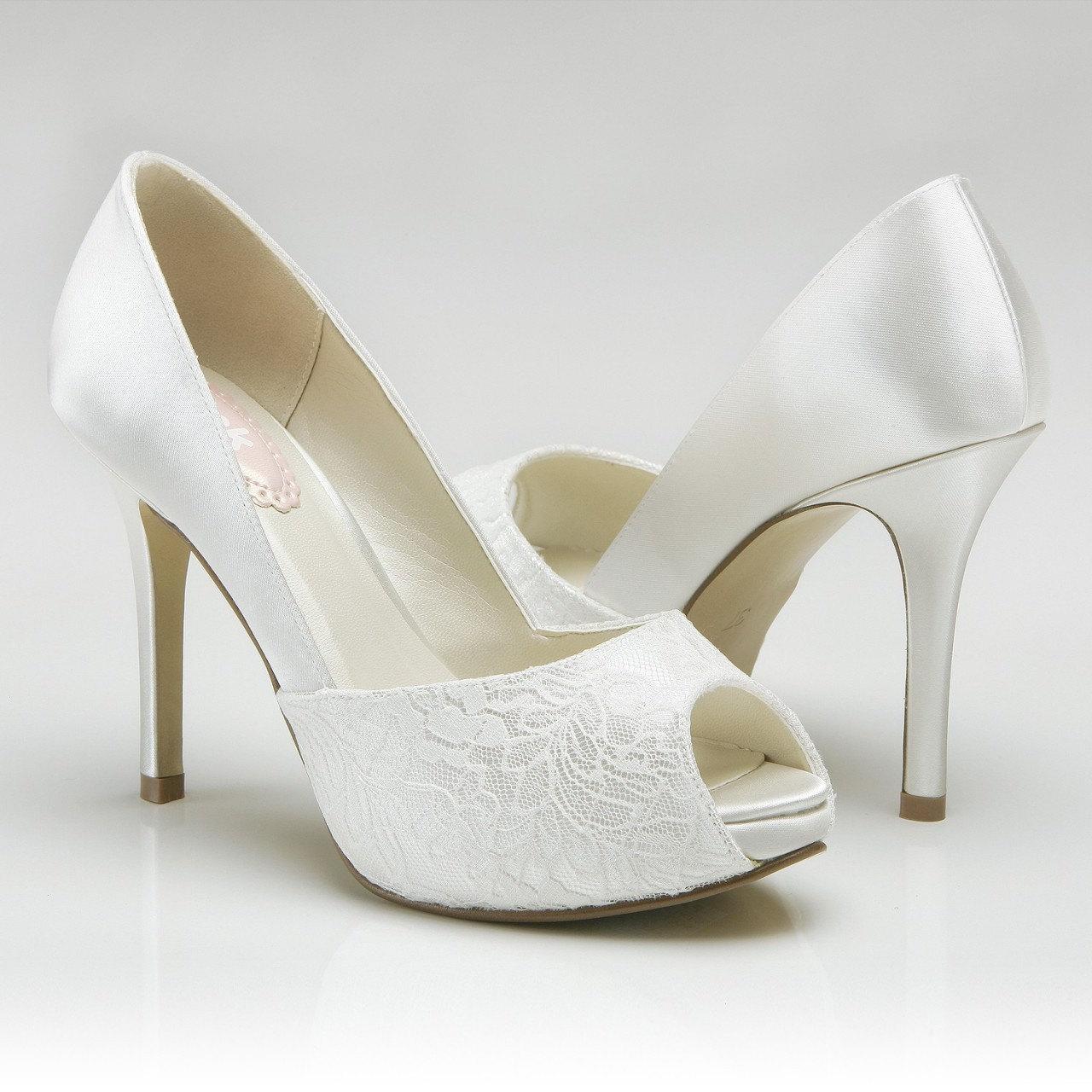 Women s Wedding Shoes  FREE Custom Color Service  Brides  baf5d0f1c74e