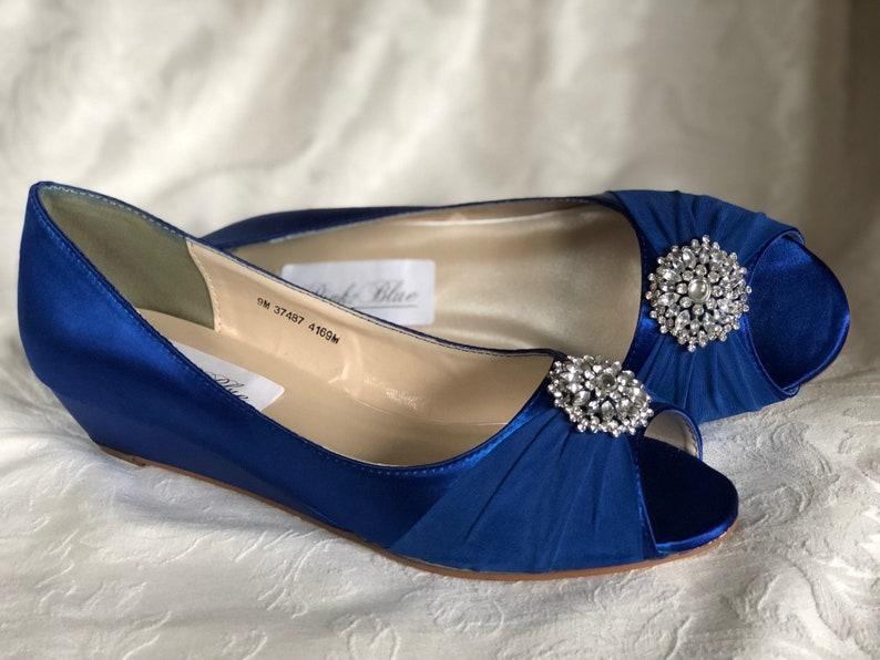 e922617ac19 Wedding Shoes/ Free Custom Colors/ Bridal 1