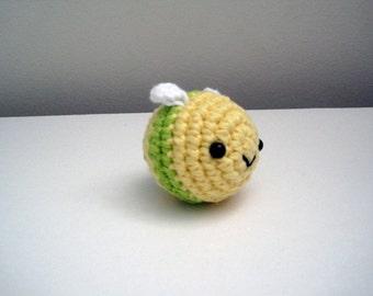 Little Green Bee-Amigurumi Bee