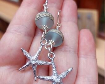 Beachlife - Artisan Crafted Earrings - OOAK
