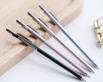 4 Pcs Cute Pencil Set Kawaii Mechanical Pencil Set
