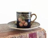 Antique Demitasse Cup Sau...