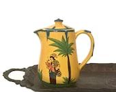 Vintage Haldon Soleil Coffee Pot 64 oz. Country French Dining Decor