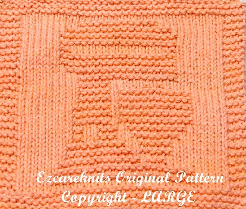 MIXER Knitting Cloth Pattern PDF