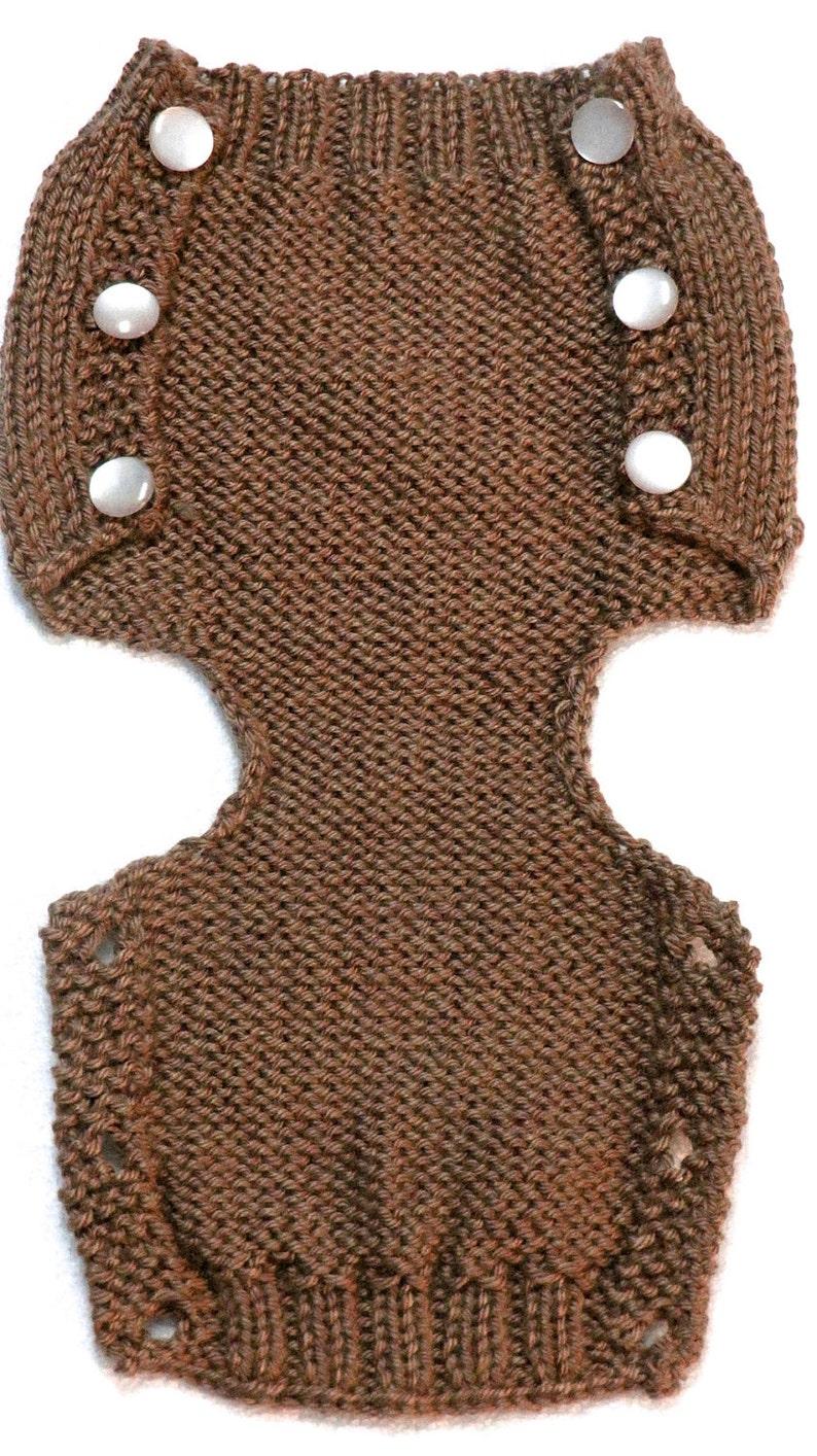 Diaper Cover Knitting Pattern PDF   Etsy