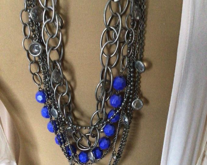 Vintage necklace costume jewelry