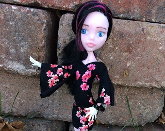 Repaint Rescue Doll by TangoBrat - Francine 15-009