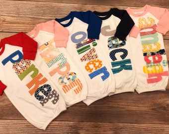 Personalized Infant Gown -New Baby Gift-Coming Home Outfit - Baby Boy Gown