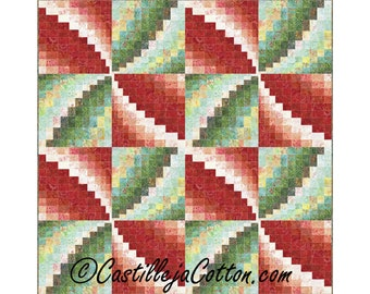 Bargello quilt patterns | Etsy