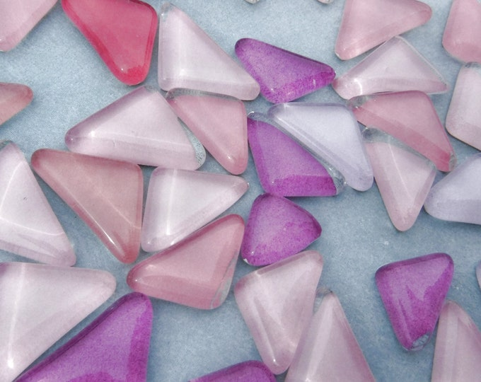 Sweet Pea Glass Puzzle Tiles - 100 grams