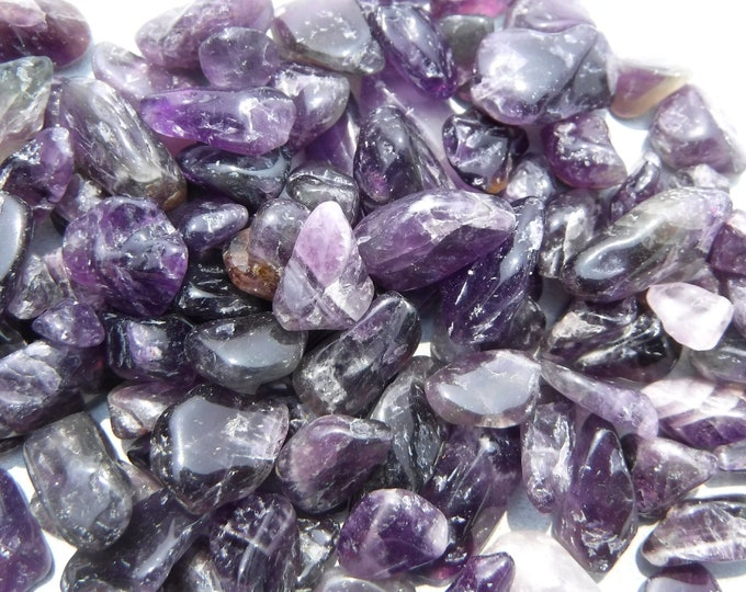 Small Purple Stones - 50g