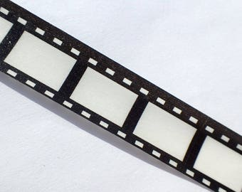 Film Strip Washi Tape - Movie Reel Roll of Film - Paper Tape - 15mm x 10m