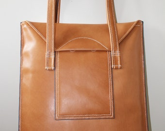 T H E O T I S Leather Shoulder Bag