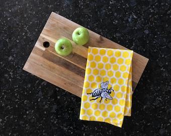 Honeybee Kitchen Towel