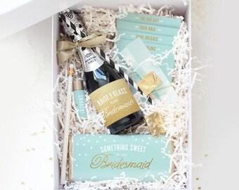 Be My Bridesmaid Box ~ Printable Collection // Ask Bridesmaids, Maid of Honor Gift, Bridesmaid Proposal, Bridesmaid Box, Flower Girl Gift