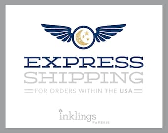Express Shipping Upgrade // Add-on for orders within the U.S.