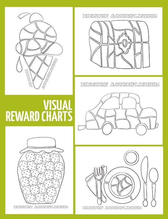 image about Rewards Chart Printable known as Positive aspects Charts Printables for Children - Coloring Within Visible