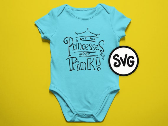 baby let/'s all be princesses onesie shirt