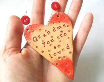Gran, Mamgu, Nanna... you are so loved.