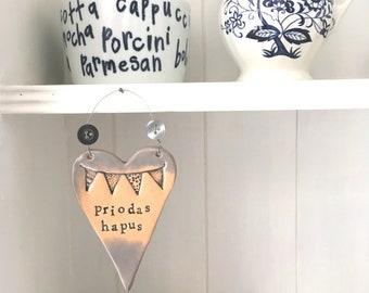 Priodas Hapus (Happy Wedding Day) Heart