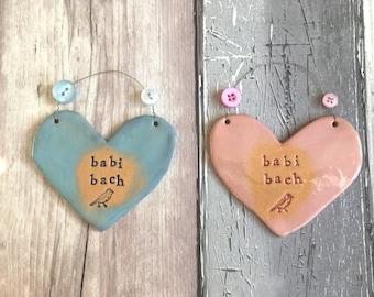 Babi Bach (Little Baby) Heart