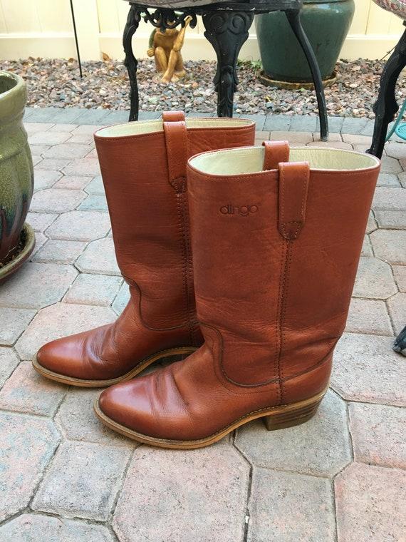 Dingo Campus Boots Size 9D