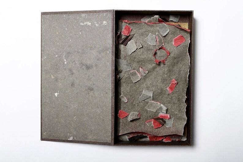 Detritus  An artist book by Don Widmer 2010 item no. 30 image 0